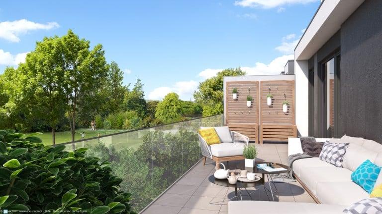 Aménager son balcon ou sa terrasse, inspiration by Pinterest