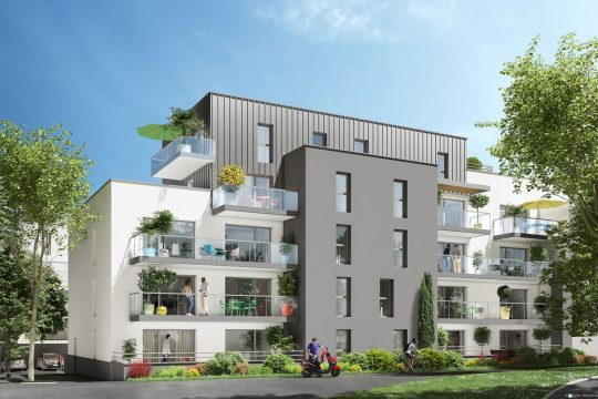 villa kernével appartements 2 au 5 pièces larmor plage