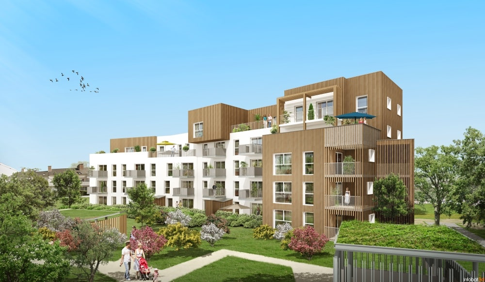 residence wood park achat appartement rennes