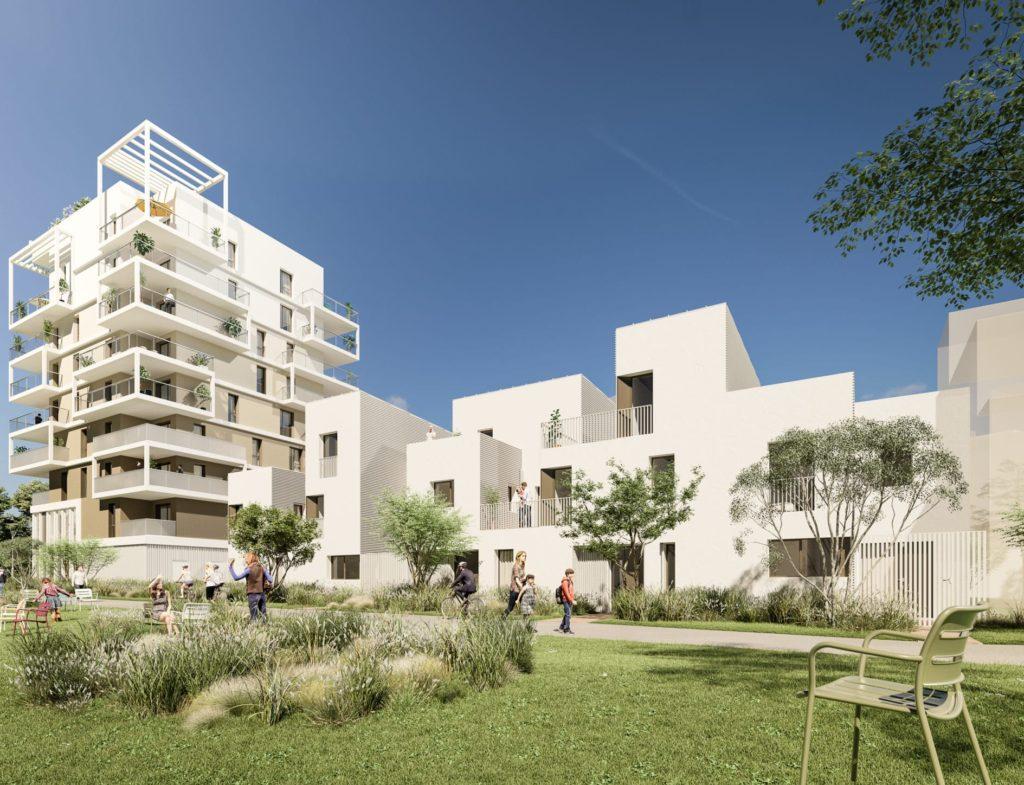 Découvrez RÍO, notre programme immobilier à Rennes, plaine de Baud (35)