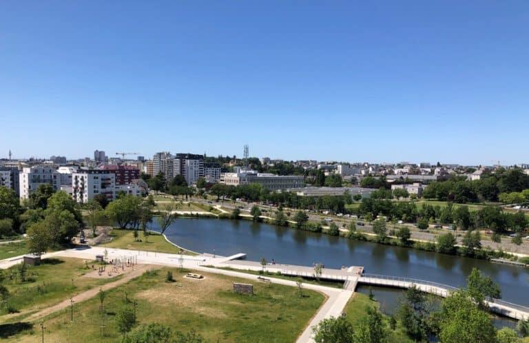Baud Chardonnet : Un nouveau quartier