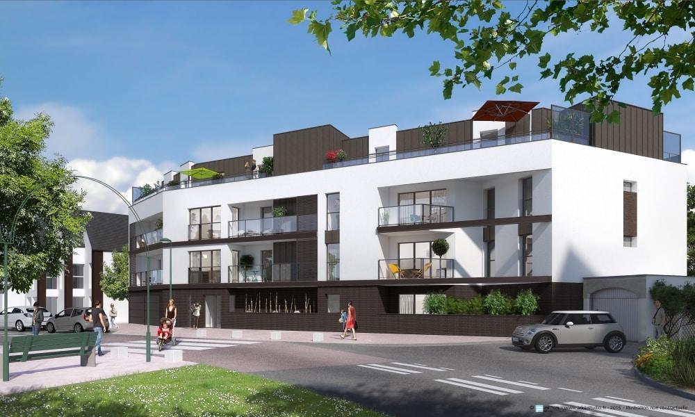 Notre programme immobilier à Cesson-Sévigné